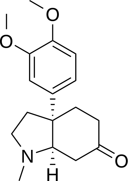 Alkaloids in Zembrin Kanna