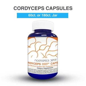 Buy Cordyceps Capsules