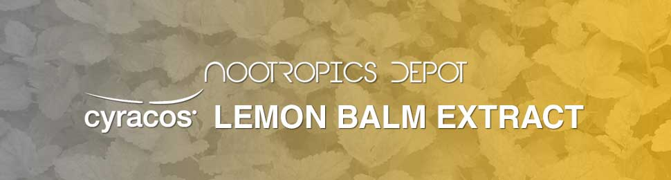 Buy Cyracos Lemon Balm Extract Powder
