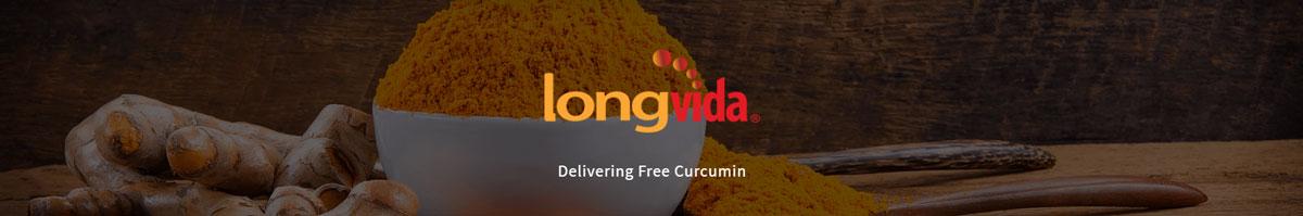 Longvida Curcumin Extract Capsules