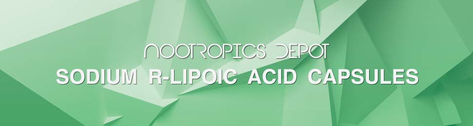 Na-R-ALA Sodium R-Lipoic Acid