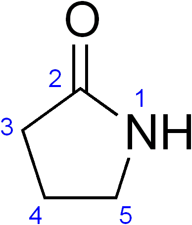 Racetam Chemical Structure