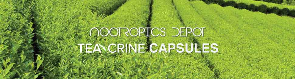 TeaCrine Theacrine Capsules